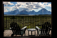 My View from Jackson Lake Lodge