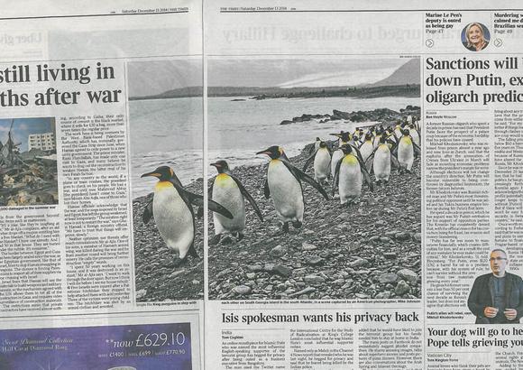 London Times Photo