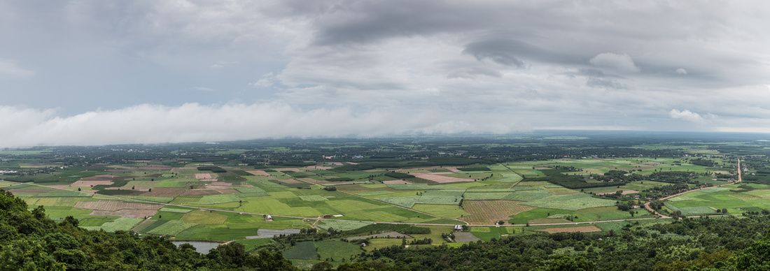 The Countryside Pano