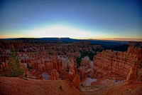 Hoodoos at Sunrise