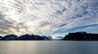 Clouds Over the Glacier