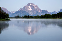 Oxbow Bend of the Snake