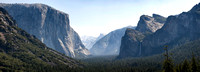 Tunnel View Pano